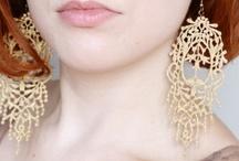 Earrings / by Carrie Johnson