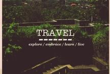 Travel / by Erika Ortega
