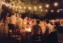 Vintage Backyard Wedding / by Trashy Vintage