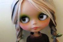 Blythe Dolls / by V Marie Auletti