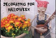 Halloween / by Whitney Wingerd - Mommies with Style