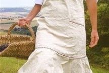 aprons, aprons, aprons / by Beverly Painter