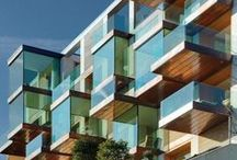 Balconies | Балконы + Лоджии / by AD Russia