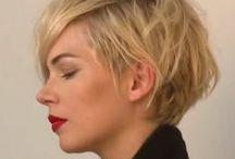 that hair / by Bess Posada