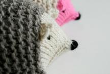 Knitting / by Blue Eyed Night Owl