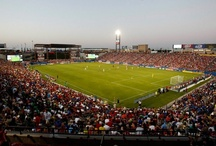 Our House / Welcome to Toyota Stadium in Frisco, TX / by FC Dallas