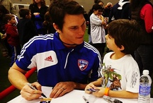 In The Community / by FC Dallas