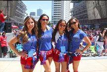 Tex Hooper & The FCD Girls / by FC Dallas