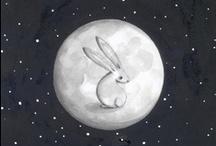 Lunar / by Blue Eyed Night Owl