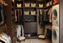 closets&organization / by Madison Mire