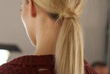 Hair / by Esther Garcia