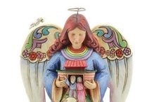 jim shore angels / by deb brown