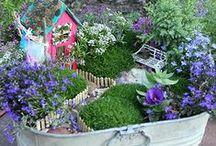 gardens of delight / by deb brown
