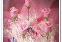 pink / by deb brown