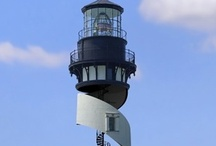 lighthouses / by deb brown