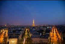3 Perfect Days Paris / by Divya Silbermann (Bhaskaran)