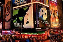 Lights of Broadway / by Aleasha Jackson