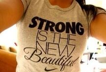 Motivation. Fitness. / by Kristin Gerhart