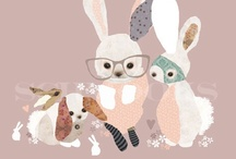Illustration / Illustration & art / by Therese Maria