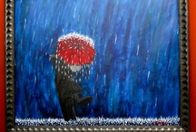 Umbrella ella ella / I love an umbrella!!! / by Jessica Sarduy