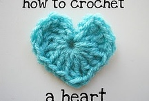 crochet and knitting / by Christine Lemay