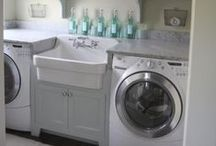 Laundry Rooms / by Annie Minnigh