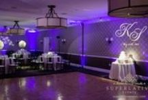 wedding lighting / examples of exceptional lighting for weddings / by Superlative Events