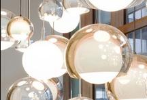 Lighting / #lamps #lights  #lighting   / by Yael Alon