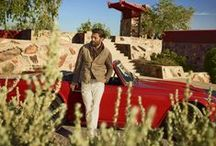 The Island Man / Confident, relaxed and always up for a good time. / by Tommy Bahama