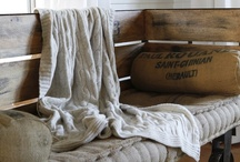 French Country / With a somewhat Shabby touch.  / by Cottage Chic