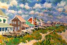Original Art / Original Art Exclusively at Cottage Chic. A Lifestyle Store.  / by Cottage Chic
