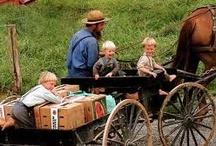 Amish Faith Based Simple Life / by Connie Uran
