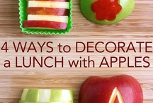 Bento Tips and Tricks / Tips and tricks for bentos and packed lunches / by Michelle | Creative Food