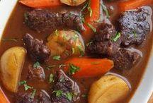 Soups/Stews / by Josie C