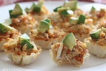 Appetizers / by Dianna Dollhoff