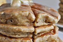 Pancakes / Sunday Morning Pancakes / by Dianna Dollhoff
