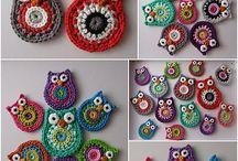Crochet / by Cheri Matthews