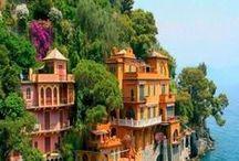 Dream Honeymoon Locations / by Valencia Waller