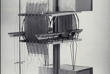 Architecture (Habitations) / by Colin O'Shaughnessy Tucker