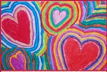 Homeschool {Art projects} / I have a daughter who loves to do art. She loves to paint, do crafts, draw, and sculpt. This is a collection of art projects that are not tied to a specific artist.  thissweetlifeofmine.com / by Tara Mitchell