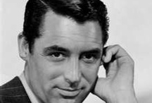"""Cary Grant - my favorite / """"Everyone wants to be Cary Grant.  Even I want to be Cary Grant.""""      .....Cary Grant / by Ellen Smith-Lotz"""