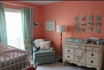 Baby Elodie's Nursery / by Julia Parker