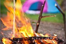 Camping <3 / by Kelsey Goldbarth