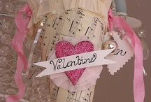 Valentine's Day Crafts, Recipes, & Decorating / by Michelle Rees