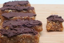 Special Treats (Vegan Desserts/Baked Goods) / I pin a lot of dessert recipes but I rarely ever eat sweets. This is how I get my fix! ;-) / by Kid Tested Firefighter Approved