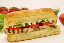 Hot Sandwiches / by Earl of Sandwich