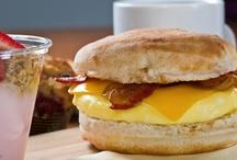 Breakfast / by Earl of Sandwich