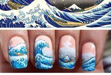 Nail Art / Nail art / by Laura McVay