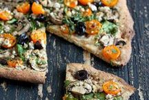 Food- Vegetarian / by HealthDesigns.com