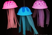 Art, Crafts & Activities: Summer/Under the Sea theme / by Priscilla Stephens